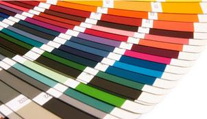 גיוון צבעים
